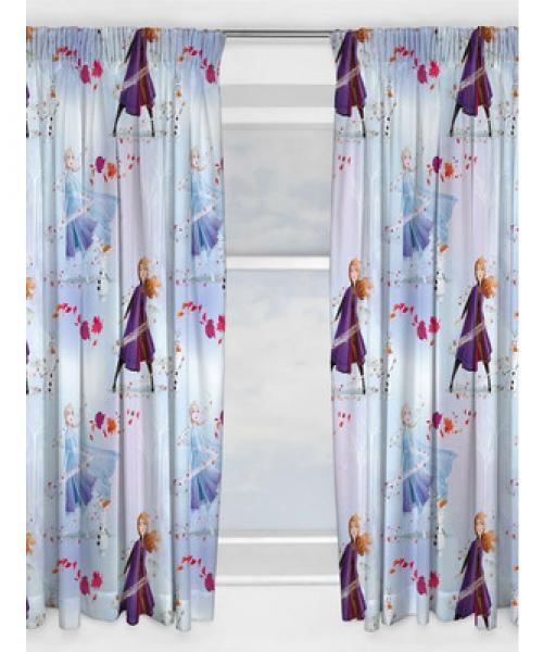 Disney Frozen 2 Curtains – Element